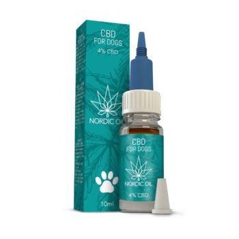 CBD-Olja För Hundar