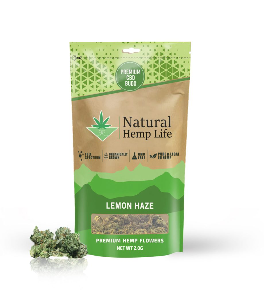 Lemon Haze – Premium CBD Buds