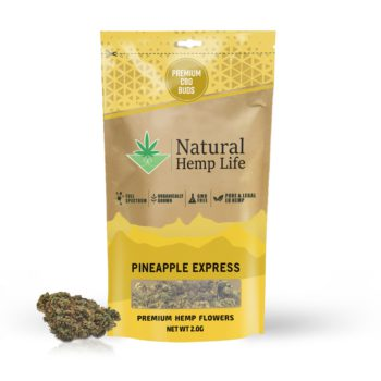 Pineapple Express – Premium CBD Buds